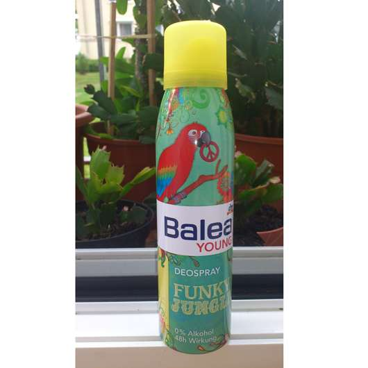 Balea Young Deospray Funky Jungle (LE)