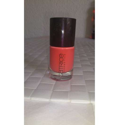 Catrice Ultimate Nail Lacquer, Farbe: C03 Salsa Cubana (Cucuba LE)