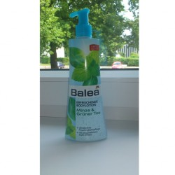 Produktbild zu Balea Erfrischende Bodylotion Minze & Grüner Tee (LE)