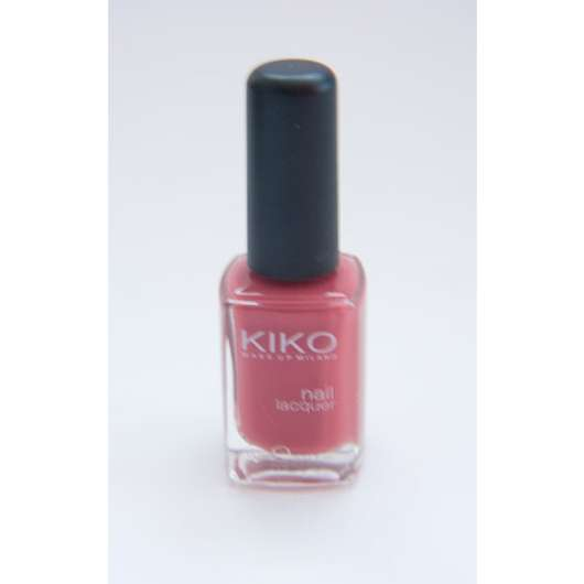 Test nagellack kiko nail lacquer farbe 365 tattoo for Kiko 365 tattoo rose