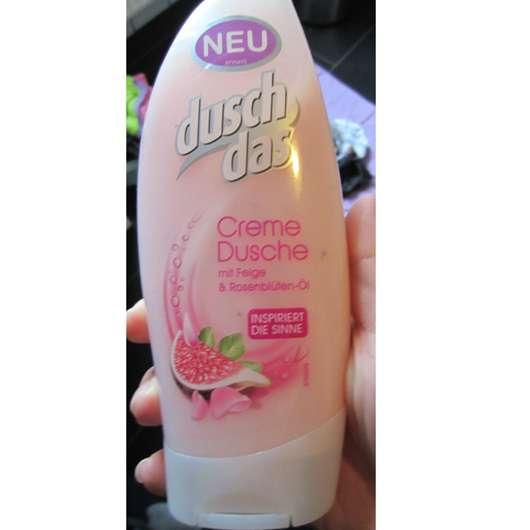 duschdas Creme Dusche mit Feige & Rosenblüten-Öl
