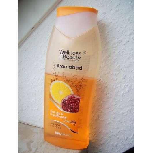 Wellness & Beauty Aromabad Orange & Granatapfel