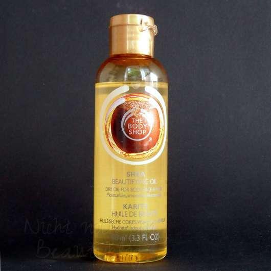 The Body Shop Shea Beautifying Oil