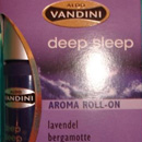 "Aldo Vandini ""deep sleep"" Aroma Roll-On (Lavendel & Bergamotte)"