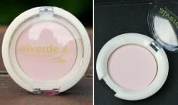Produktbild zu alverde Naturkosmetik Mono Lidschatten – Farbe: 10 Rosy Touch (Nude & Flash LE)