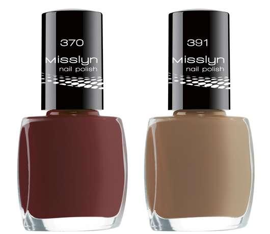 """Colour Your Beauty: [Produkttest] Misslyn """"Brit Chic ..."""