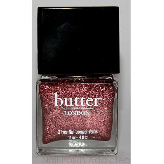 <strong>butter LONDON</strong> 3 Free Nail Lacquer-Vernis - Farbe: Rosie Lee