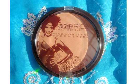 Catrice Bronzing Powder (Cucuba Limited Edition)
