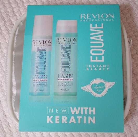 Revlon Professional Equave Travelpack – Hydro Nutritive Shampoo & Conditioner