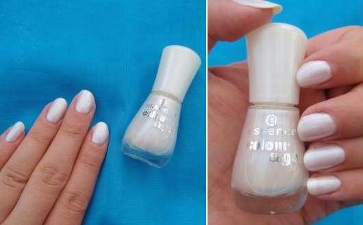 Test - Nagellack - Essence Colour U0026 Go Nail Polish Farbe 102 Sparkling Water Lily ...