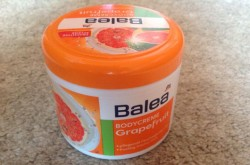 Produktbild zu Balea Bodycreme Grapefruit