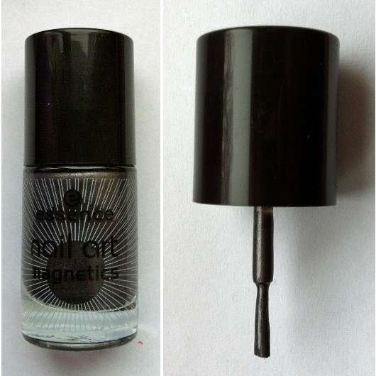 essence nail art magnetics nail polish, Farbe: 02 hex hex!