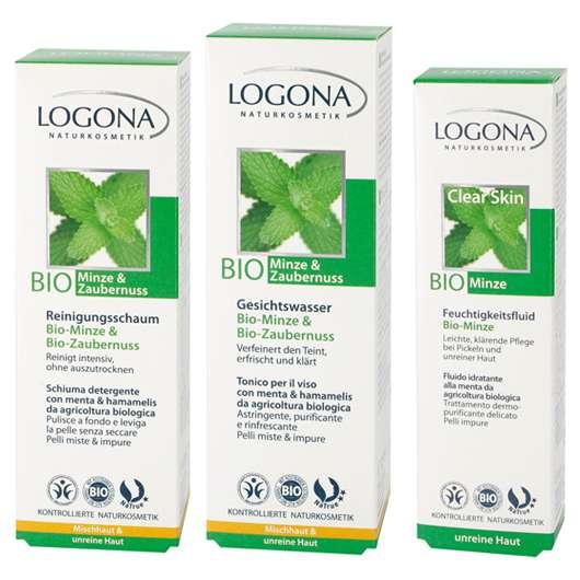 LOGONA Pflege für junge Haut überzeugt gleich drei Mal bei ÖKO-TEST!