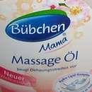 Bübchen Mama Massage-Öl