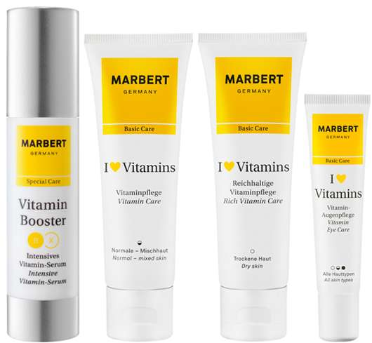 MARBERT I ♥ Vitamins
