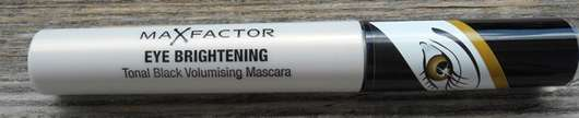 Max Factor Eye Brightening Mascara, Farbe: Black Gold