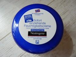 Produktbild zu Neutrogena Norwegische Formel Sofort einziehende Feuchtigkeitscreme