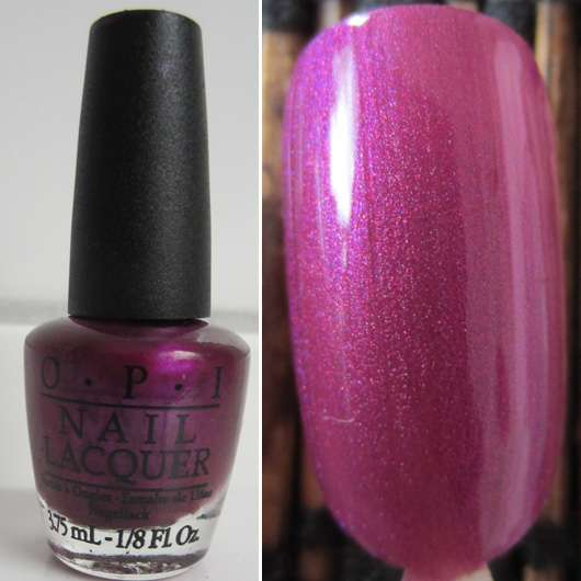 OPI Nail Lacquer, Farbe: Suzi & The 7 Dusseldorfs (Germany Collection)