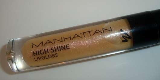 Manhattan High Shine Lipgloss, Farbe: 23G