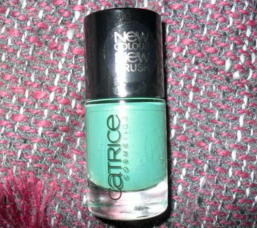 Catrice Ultimate Nail Lacquer, Farbe: 740 King Of Greens