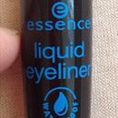 essence liquid eyeliner waterproof