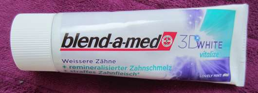 blend-a-med 3D White Vitalize Zahncreme