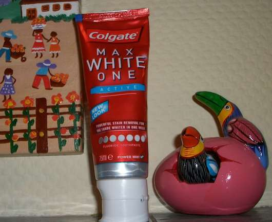 Colgate Max White One Active Zahncreme