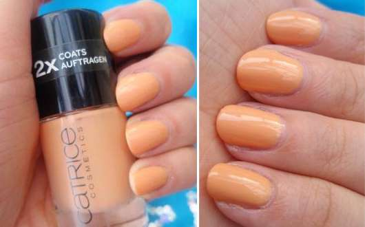 Catrice Ultimate Nail Lacquer, Farbe: 520 Apropos Apricot