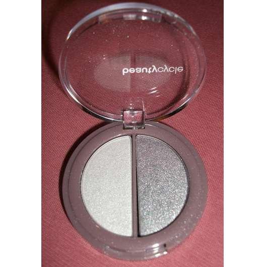 beautycycle eye shadow duo, Farbe: arctic grey