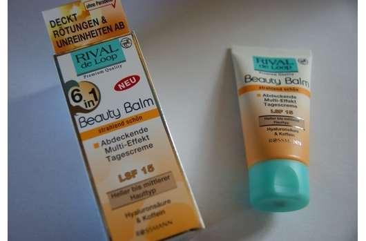 Rival de Loop 6in1 Beauty Balm (heller bis mittlerer Hauttyp)