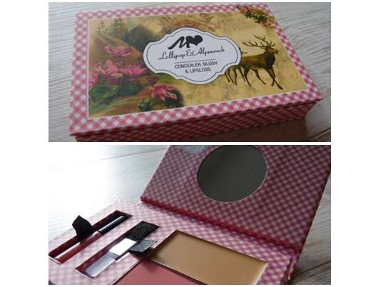 Manhattan Lollipop & Alpenrock Make-up Kit, Farbe: 1 Brezel Babe (LE)