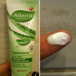 Produktbild zu Alterra Naturkosmetik Tagescreme Aloe Vera (trockene und empfindliche Haut)