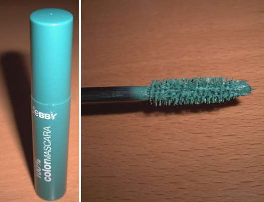 <strong>debby</strong> 100% Color Mascara - Farbe: 01 Green