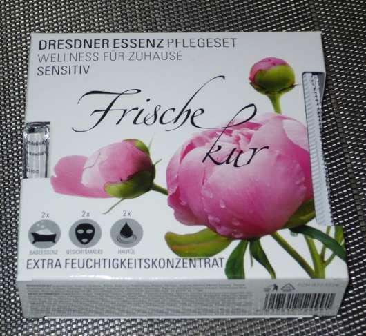 Dresdner Essenz Wellness Für Zuhause Pflegeset Frischekur