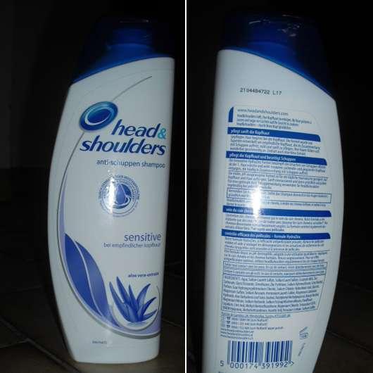 head&shoulders Anti-Schuppen Shampoo Sensitive
