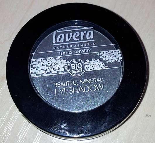 lavera Trend sensitiv Beautiful Mineral Eyeshadow, Farbe: 07 Magic Grey