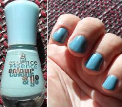 Produktbild zu essence colour & go nail polish – Farbe: 127 I love bad boys