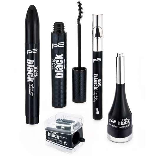 p2 cosmetics Herbstneuheiten 2012 für ein perfektes Augen-Make-up