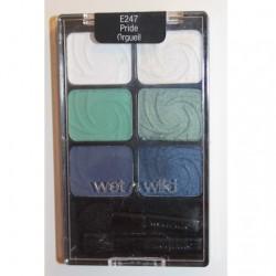 Produktbild zu wet n wild Color Icon Eyeshadow Palette – Farbe: Pride Orgueil