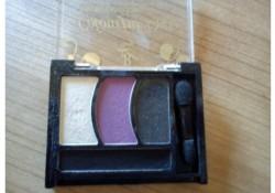 Produktbild zu Rival de Loop Young Colourful Eyes Trio Eyeshadow + Wet&Dry Eyeliner – Farbe: 02 pret à porter paris