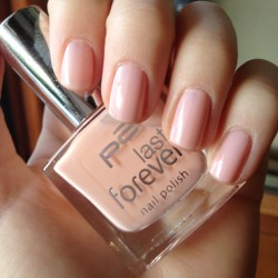 Produktbild zu p2 cosmetics last forever nail polish – Farbe: 150 secret charm