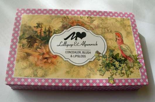 Manhattan Lollipop & Alpenrock Make-up Kit, Farbe: 2 Sweet Spatzl (LE)