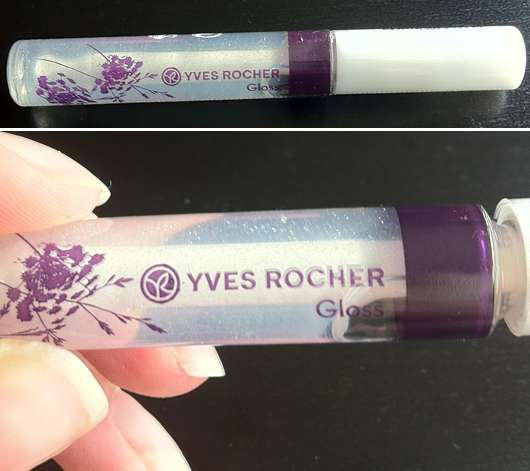 Yves Rocher Gloss, Farbe: 01 transparent scintillant