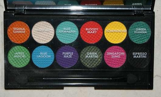 Sleek Makeup I Divine Curacao Lidschatten Palette (Caribbean Collection)