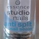 essence studio nails anti split nail sealer