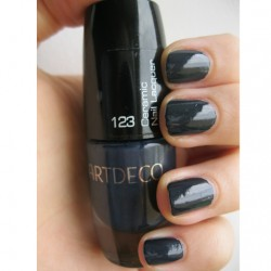 Produktbild zu ARTDECO Ceramic Nail Lacquer – Farbe: 123