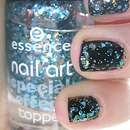 essence nail art special effect topper, Farbe: 10 glorious aquarius