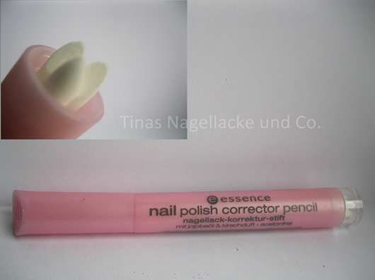essence nail polish corrector pencil