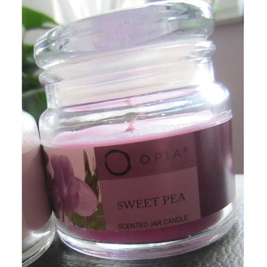 Primark Sweet Pea Scented Jar Candle