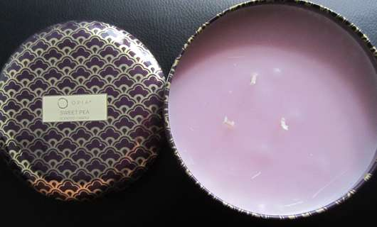 Primark Opia Sweet Pea Scented Candle